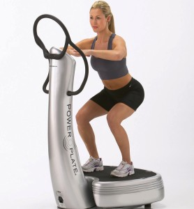 power plate therapy